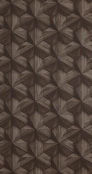 BN/Voca Loft 12-218410 Tapete grafisches Muster braun
