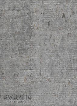 Rasch Textil Vista 5 23-213651 silber Kork-Tapete glänzend