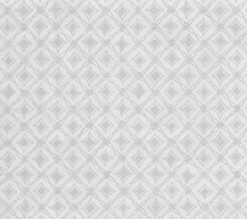 Vliestapete beige-graues Karo-Muster 29-88407_L Limonta Luna Smita