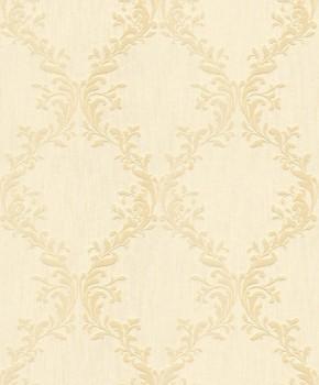 Rasch Textil Velluto 23-074832 Textiltapete gelb Esszimmer Barock