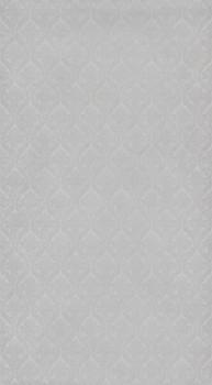 36-PGE80800406 Casadeco - Prague Texdecor Ornament-Tapete silber