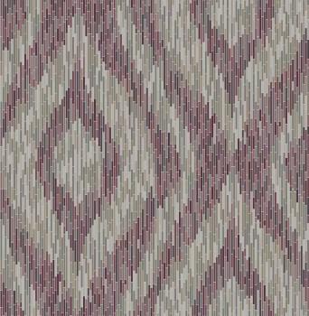 Gravity Rasch Textil 23-024218 wallpaper retro pattern stripe violet