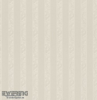 Strictly Stripes 23-362366 Creme Streifen Vinyltapete