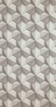 BN/Voca Loft 12-218418 Tapete grafisches Muster grau