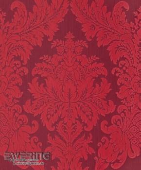 Rasch Textil Cassata 23-077352 Ornament dunkel-rot Textiltapete