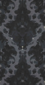 BN/Voca Neo Royal 12-218655 Vliestapete dunkelblau Mustertapete