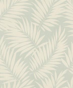 7-527551 Rasch BARBARA home Vliestapete mint-grün Blätter Wohnzimmer