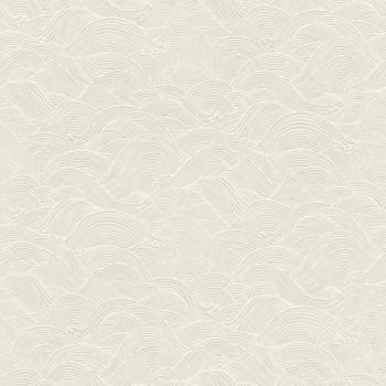 Rasch BARBARA home Vliestapete 7-527131 hell-grau Wellen Wohnzimmer