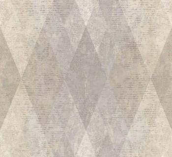 Rasch Textil Ambrosia 23-107621 Vliestapete naturfarben Karo