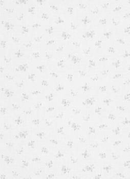 Erismann Vie en Rose 33-5827-31, 582731 Vliestapete grau Wohnzimmer