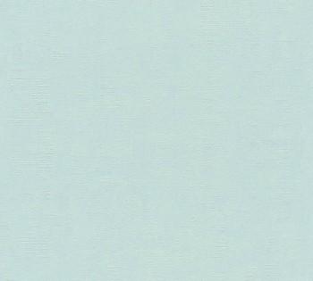 Vliestapete AS Creation Titanium 2 8-35999-5, 359995 Uni mint-blau