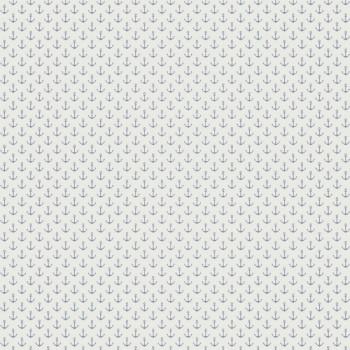 Rasch Textil Skagen 23-021008 Vliestapete blau Schlafzimmer