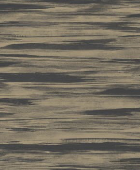 Rasch Textil Capri 23-200721 Vliestapete Zebramuster gold schwarz