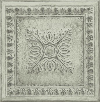 Restored 23-024033 Rasch Textil Tapete Steinoptik Ornamente antik