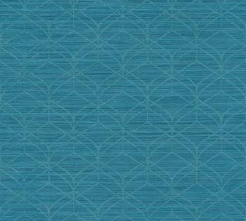 AS Creation Titanium 2 8-36004-5 meer-blau grafisches Muster Vlies-Tapete