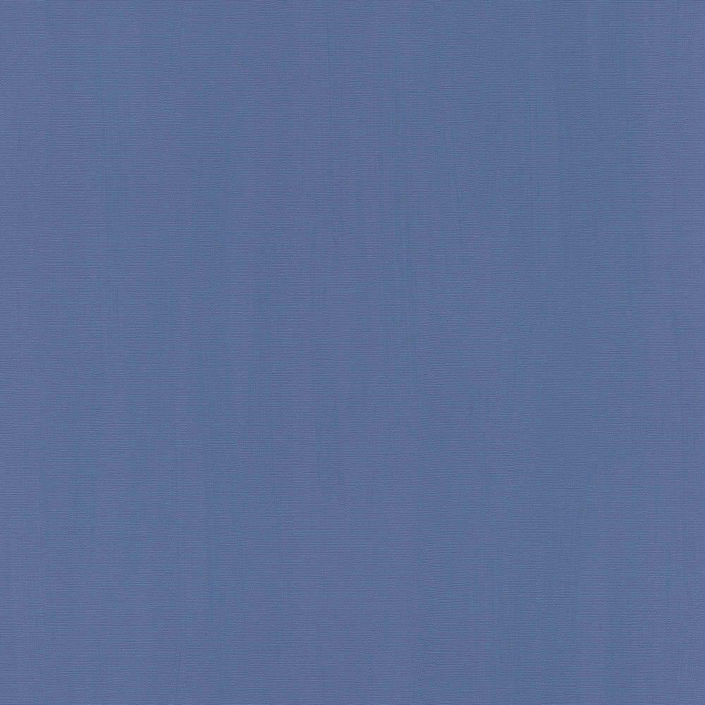 Hyde Park Rasch 7 411812 Dark Blue Wallpaper Non Woven Plain Matt