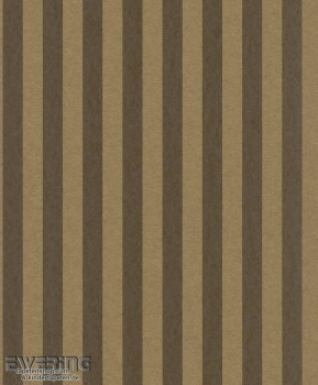 23-361840 Strictly Stripes Vlies-Tapete Streifen bronze