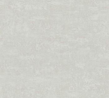 8-35999-3 Vliestapete Titanium 2 AS Creation hell-grau Uni glänzend
