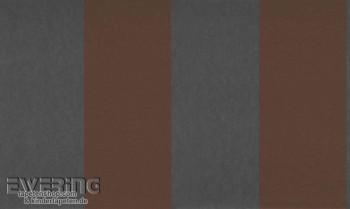 Strictly Stripes 23-361994 Haselnuss-Braun Streifen Vliestapete