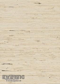 23-215211 Vista 5 Rasch Textil hell-beige Struktur Gras-Tapete