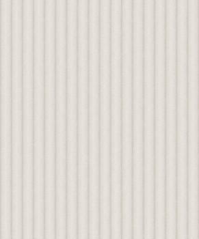 Rasch Textil Capri 23-200718 Tapete silber Streifen Esszimmer