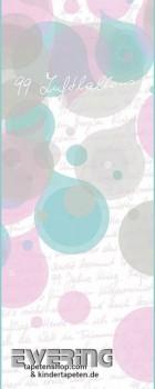 6-46102 Nena Marburg white rosa türkis mural songtext 99 Ballons
