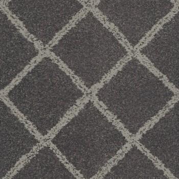 Rasch Textil Boho Chic 23-148667 Vliestapete anthrazit Gitter
