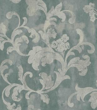 Rasch Florentine II 7-455359_L Vliestapete grün Schlafzimmer