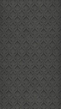 Texdecor 36-PGE80809704 Casadeco - Prague black ornaments wallpaper