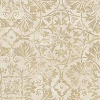 Concetto Rasch Textil 23-109832 Vliestapete Blumenmuster beige