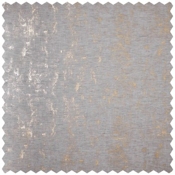 36-PGE81021201 Casadeco - Prague Texdecor gold Flecken Stoff beige