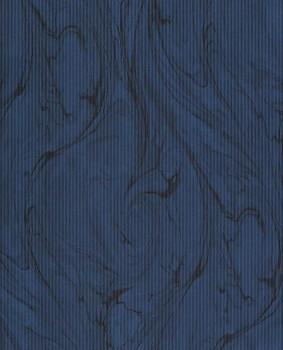 Reflect Eijffinger 55-378049 Nachtblau schwarz Marmor optik Tapete