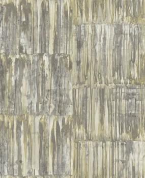 23-024065 Rasch Textil Restored Metalloptik Tapete beige Muster