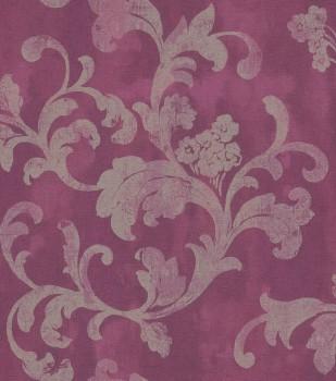 Rasch Florentine II 7-455373 Vliestapete lila Schlafzimmer
