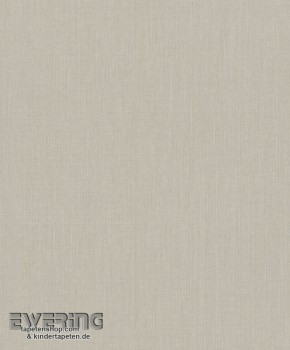 Rasch Textil Cassata 23-077147 Textiltapete helles sand-grau Uni
