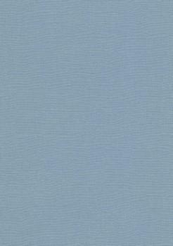 Erismann Sevilla 33-5983-43, 598343 Vliestapete blau Uni Wohnzimmer
