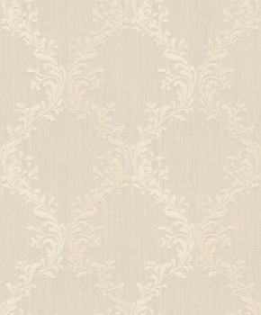 Rasch Textil Velluto 23-074849 Textiltapete braun Wohnzimmer Barock