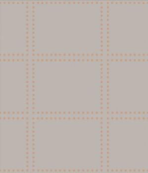 Rasch Textil 23-022641 Gravity Tapete kaltgrau kariert Muster