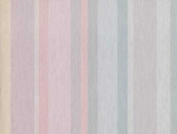 Eijffinger Masterpiece 55-358023, Vliestapete Streifentapete rose