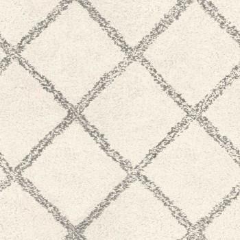 Boho Chic Rasch Textil 23-148666 Tapete Vlies beige Gitter