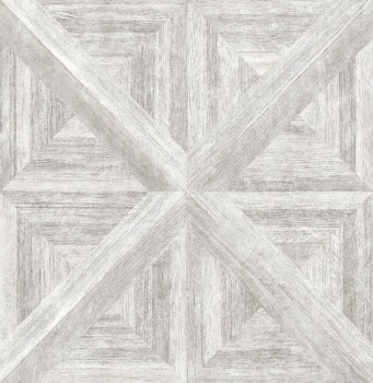 Restored 23-024017 Rasch Textil Mustertapete grau Holzoptik Vlies