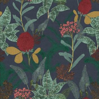 Dschungel Pflanzen Wandbild 62-SPID230530 Tenue de Ville SPICE