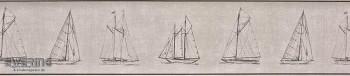 Texdecor Casadeco - Marina 36-MRN25149120 Boot Borte sand-grau