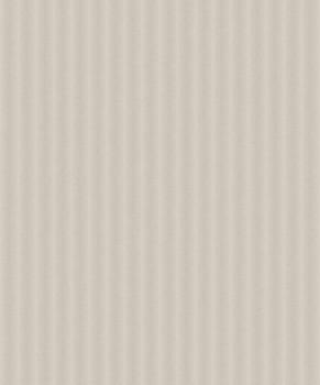 Capri Rasch Textil 23-200717 Vliestapete gestreift silbergrau