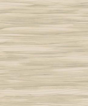 Capri Rasch Textil 23-200726 Tapete elfenbein Vlies Streifenmuster