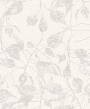 Concetto Rasch Textil 23-109810 Vliestapete perlweiß Blumen