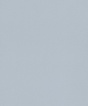 Rasch Blue Velvet 7-610147 Vliestapete blau Uni