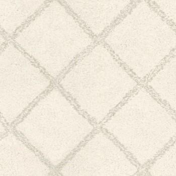 Rasch Textil Boho Chic 23-148664 Vliestapete hellelfenbein Gitter