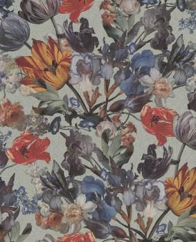 Eijffinger Masterpiece 55-358013, Vliestapete Blumentapete