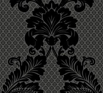 Architects Paper Luxury Wallpaper 305445, 8-30544-5 Vliestapete schwarz Flur